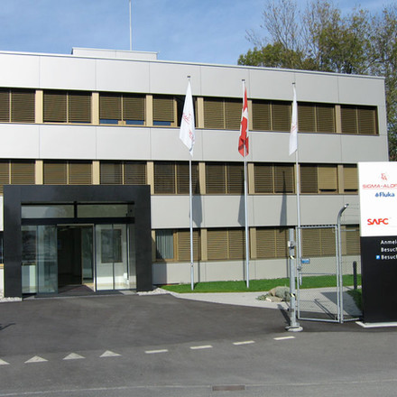Firma Merck, Buchs