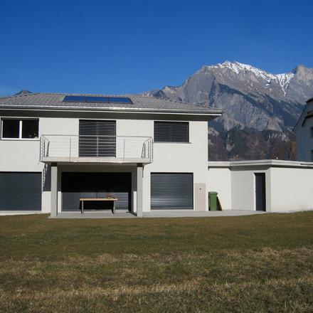 Haus mit Aussicht, Bad Ragaz
