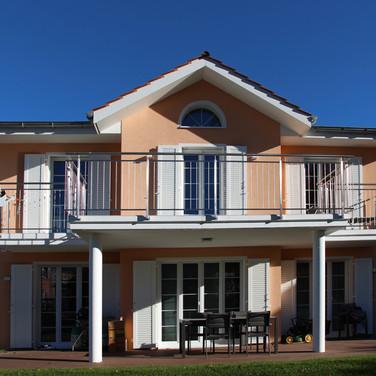 Einfamilienhaus im südländischen Stil