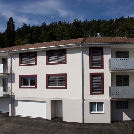 Mehrfamilienhaus in Mauren