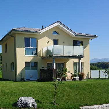 Einfamilienhaus auf dem Land