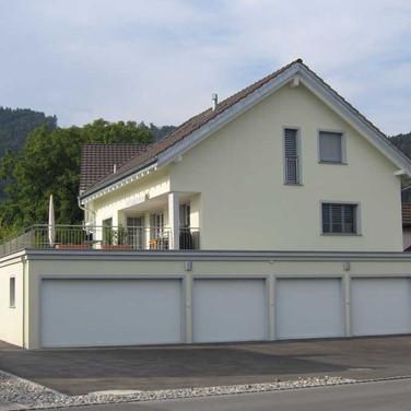 Mehfamilienhaus in Balgach