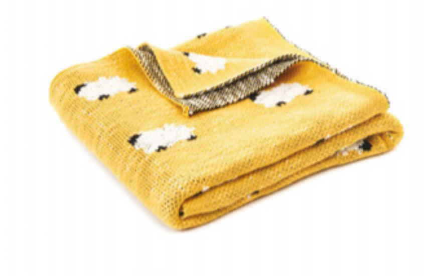 Shaun Baby Blanket (HB)