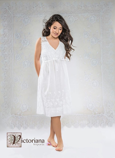 Evelyn Night Gown (652)