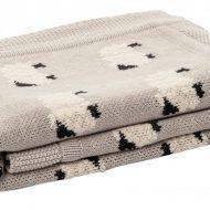Mouton Baby Blanket (B)