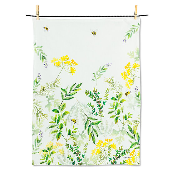 Herb Garden Tea Towel(AB)