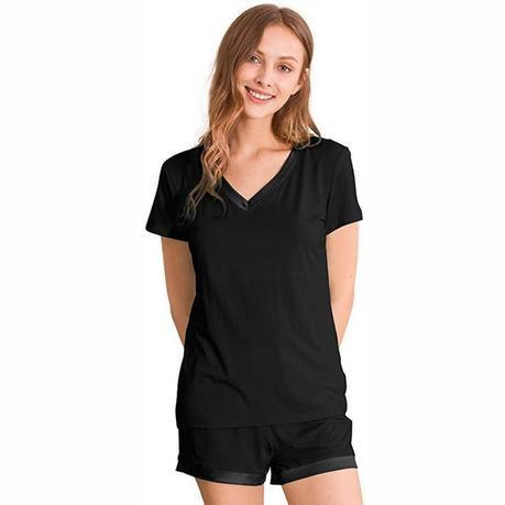Black Shorts and T-shirt (DD)