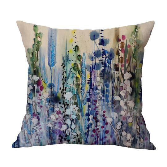 Lavender Cushion With Filler (DT)