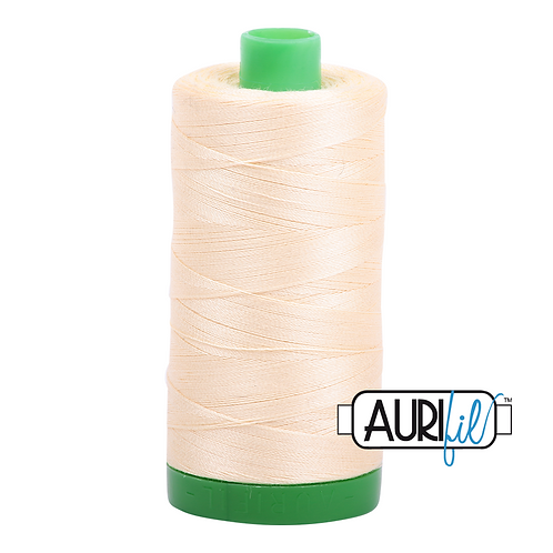 Aurifil Thread - 2123 Butter