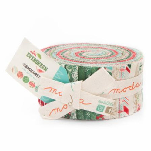 Evergreen Jelly Roll