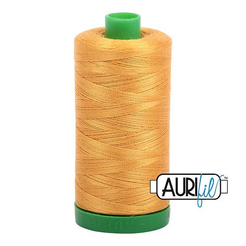 Aurifil Thread - 2145 Yellow Orange