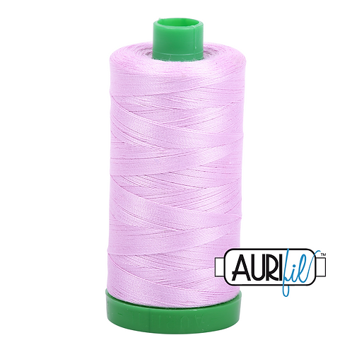 Aurifil Thread - 2515 Light Orchid