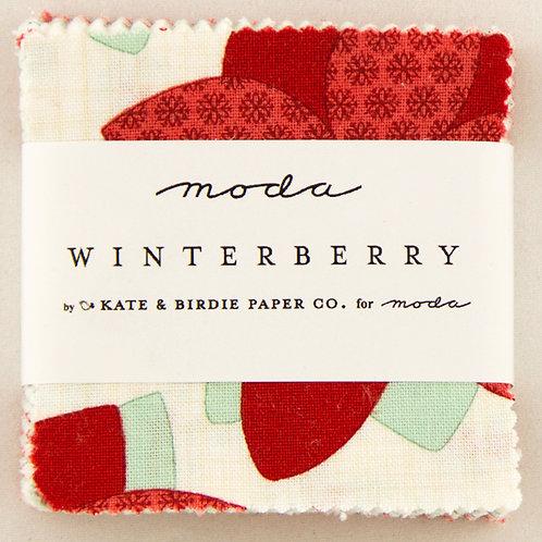 Winterberry Mini Charm Pack