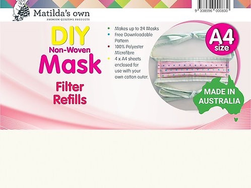 Mask Filters - Free Shipping