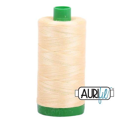 Aurifil Thread - 2105 Champagne