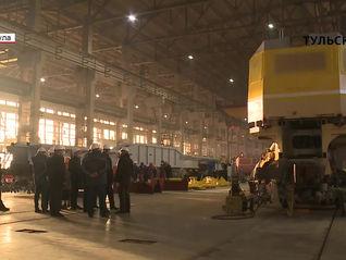 Тульские машины для обслуживания и ремонта железной дороги пользуются спросом по всей России