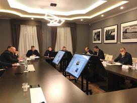 Meeting - PTK Group with TRANSENERGO