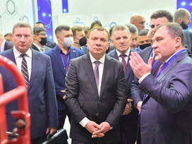 """XVI All-Russian Forum-Exhibition """"STATE ORDER"""""""