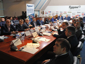 Round table on the theme Innovative technologies in the repair and track complex