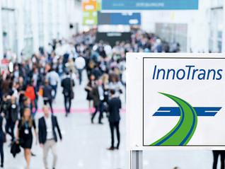 В работе выставки InnoTrans-2018 в Берлине приняла участие делегация Группы ПТК.