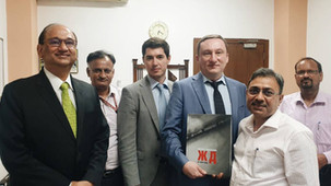PTK Group - transfer of advanced technologies and localization of modern track equipment in India
