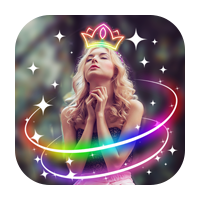 Neon Light Crown Effect Photo Editor.png