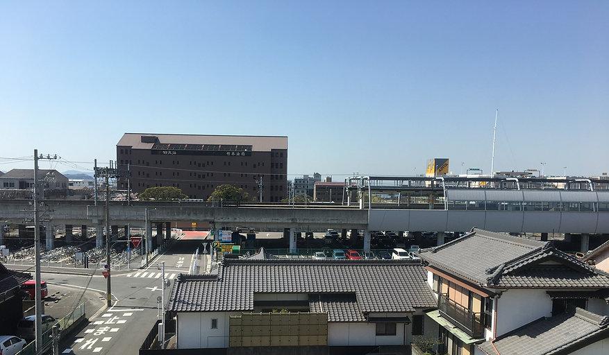 JR蒲郡駅より徒歩3分
