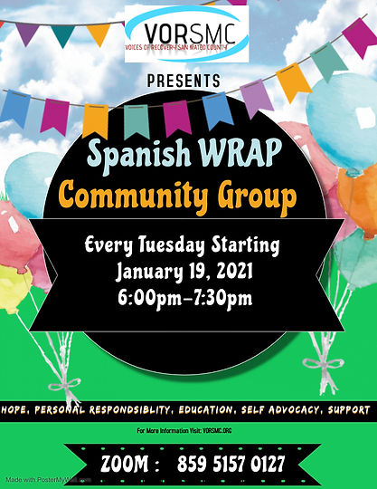 Spanish Wrap Flyer - Made with PosterMyW