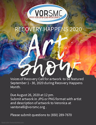Copy of Art Show Flyer Template - Made w