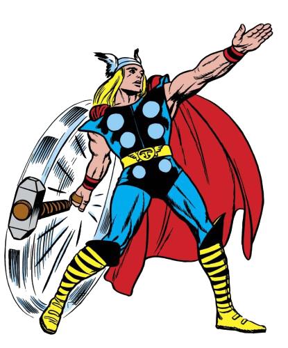 Thor, de Jack Kirby