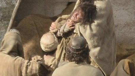 Primeira foto de Rodrigo Santoro como Jesus em novo Ben-Hur