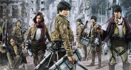 Trailer: Attack on Titan