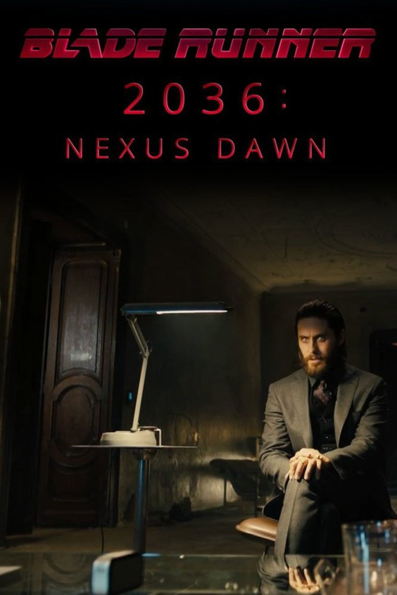 Blade Runner 2036 Nexus Dawn