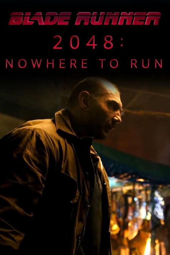 Blade Runner 2048 Nowhere to Run