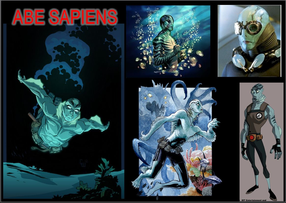Abe Sapiens