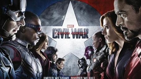 Capitão América: Guerra Civil já é a maior bilheteria do ano