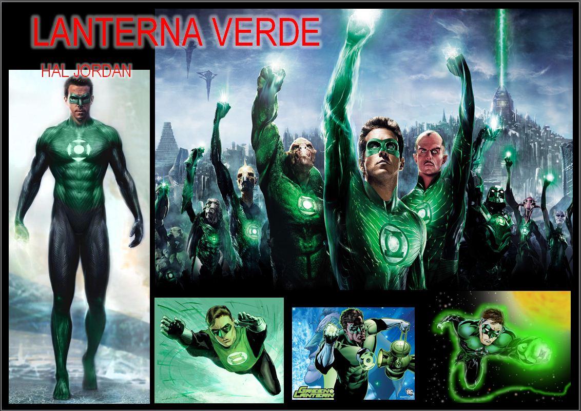 Lanterna Verde Hal Jordan