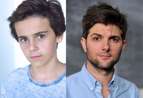Eddie Kaspbrak Adolescente: Jack Dylan Adulto: Adam Scott
