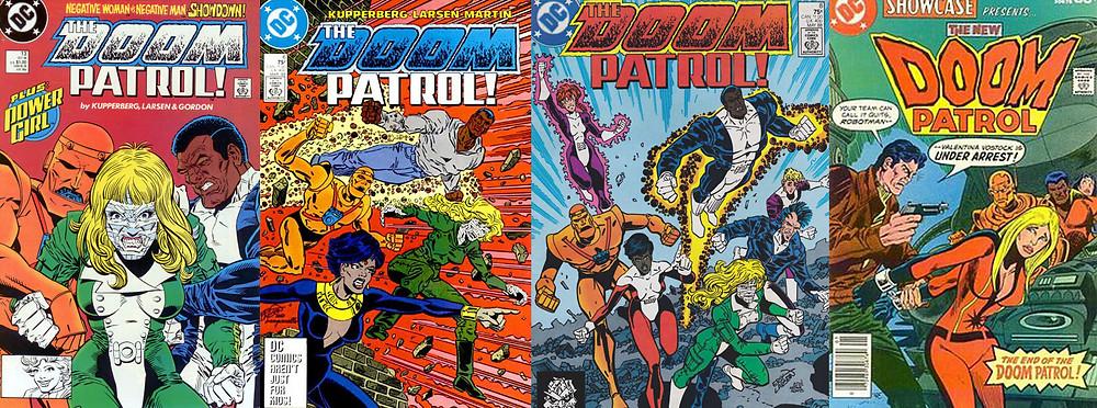 Quadrinhos onde foi baseada a série