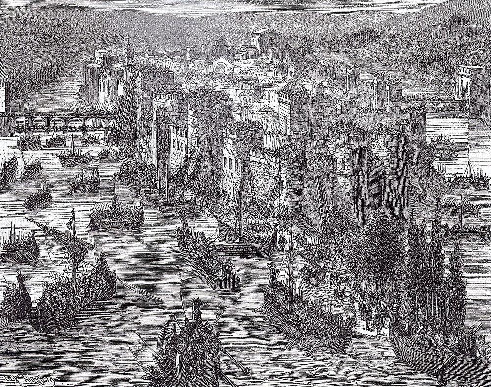 Cerco de Paris (845)