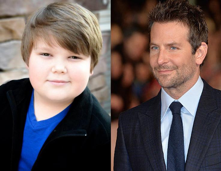 Ben Hanscom Adolescente: Jeremy Ray Tayler Adulto: Bradley Cooper