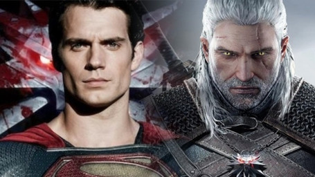 Henry Cavill será Geralt em série da Netflix