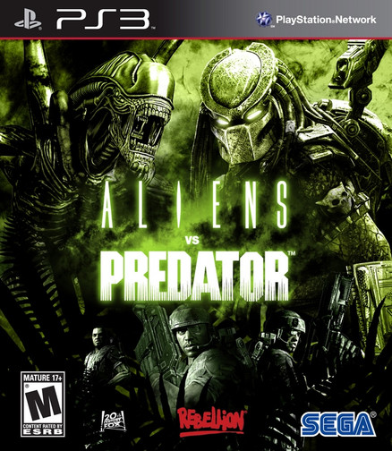 Alien vs Predador Game