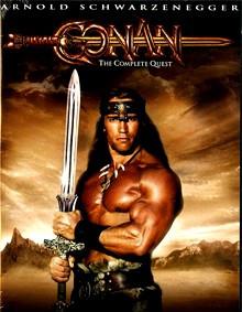 Conan o Bárbaro 1982