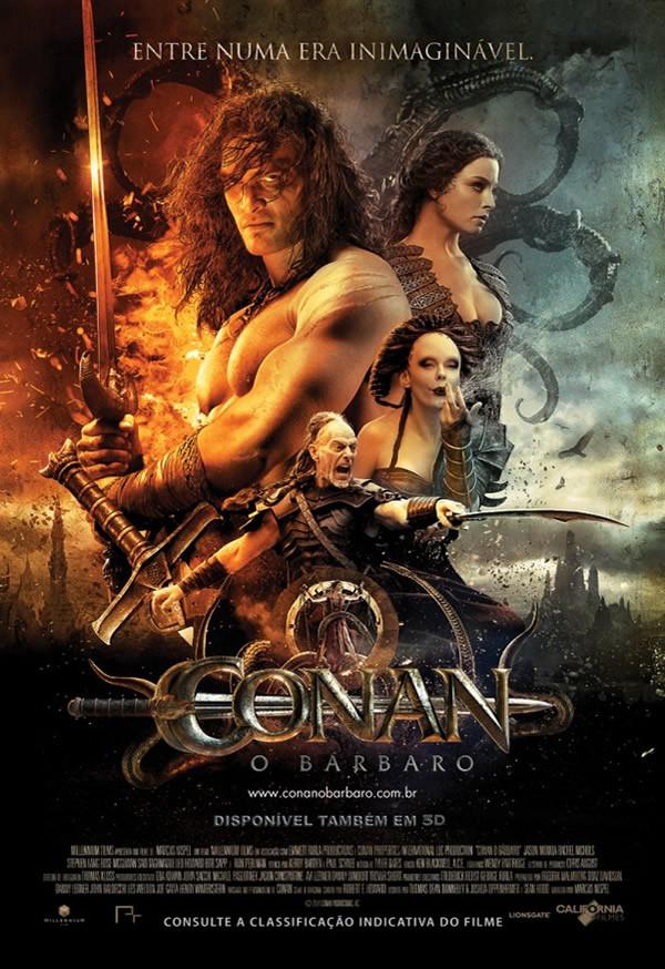 Conan o Bárbaro 2011