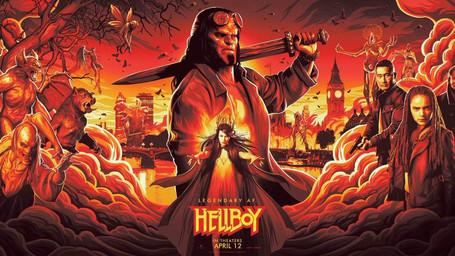 Trailer Oficial Legendado Hellboy (2019)