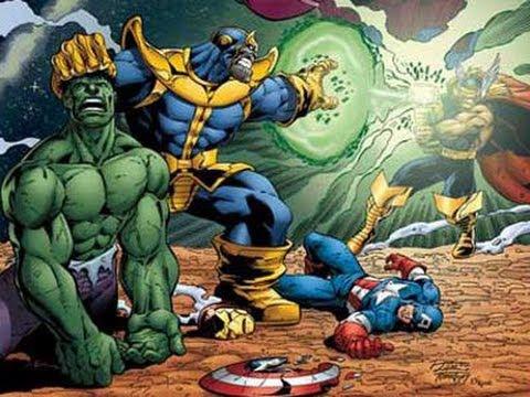 Contra o Thanos
