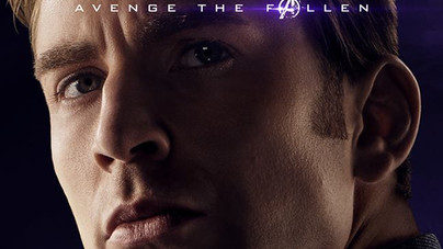Posters Individuais de Vingadores Ultimato