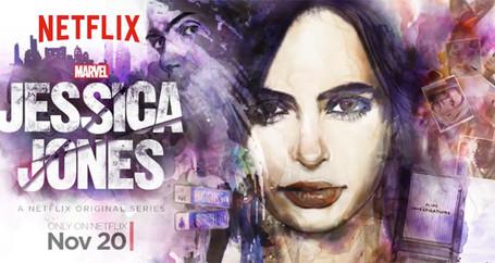 Jessica Jones na Netflix