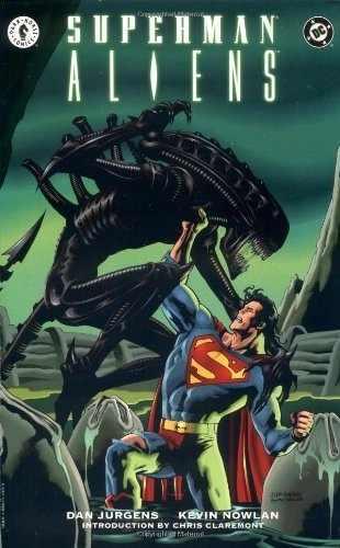 Super-Homem vs Alien